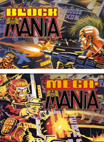 Block & Mega-Mania Bundle