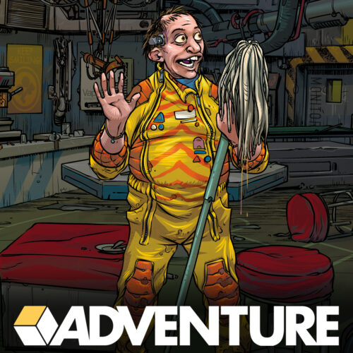 Adventure Presents: Tartarus Gate – The True Believer