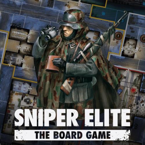 Sniper Elite: The Board Game Specialist Spotlight – The Sniper