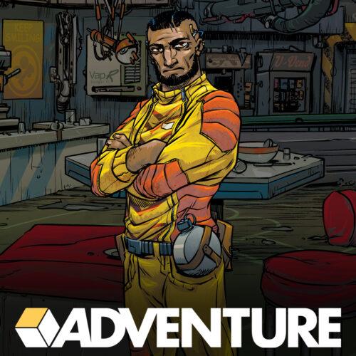 Adventure Presents: Tartarus Gate – The Enforcer