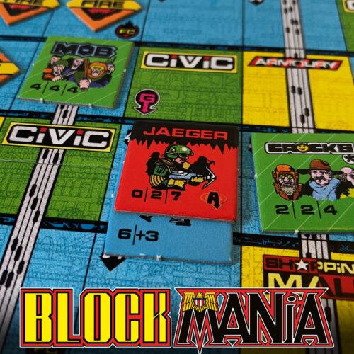 Happy Hour brings more mayhem to Block Mania!