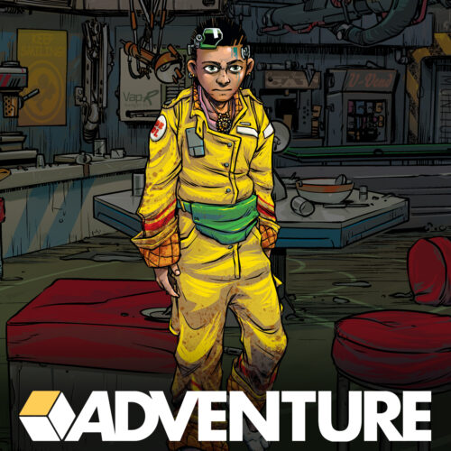 Adventure Presents: Tartarus Gate – The Influencer