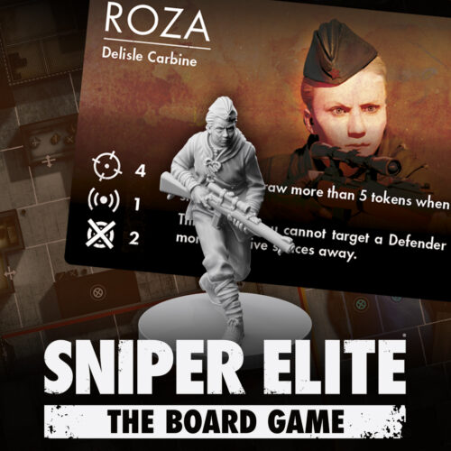 Introducing the Allies – Alternate Snipers in Sniper Elite: Eagle's Nest